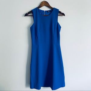 Reitmans A-Line Blue Summer Dress